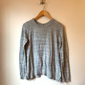 Anthropologie Angel of the North Sweater